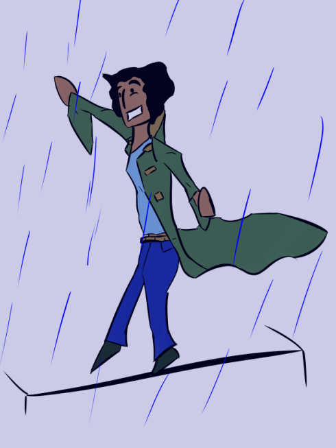 YAY RAIN