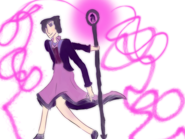 magical girl me